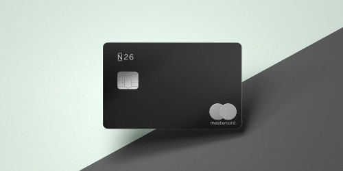 N26 launches a revised metal card