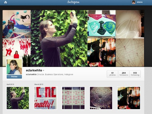 Monetization TBD … Instagram Hires Facebook's Emily White As Director Of Business Operations