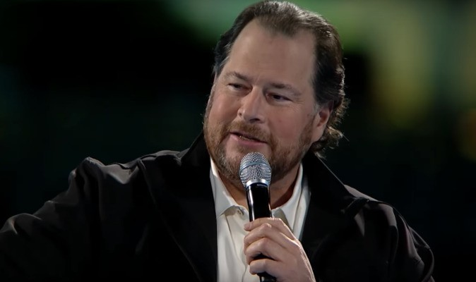 Salesforce is working on a blockchain product