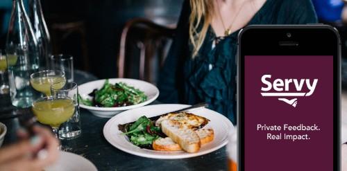Servy Raises $800K To Let Restaurants Offer Discounts In Exchange For Feedback