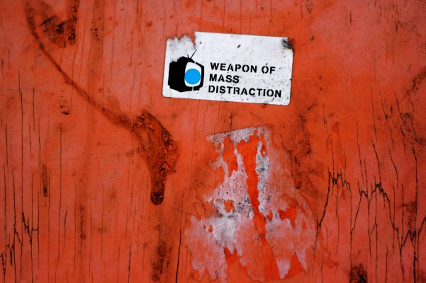 Fighting Distractions Should Be Top Resolution For 2015