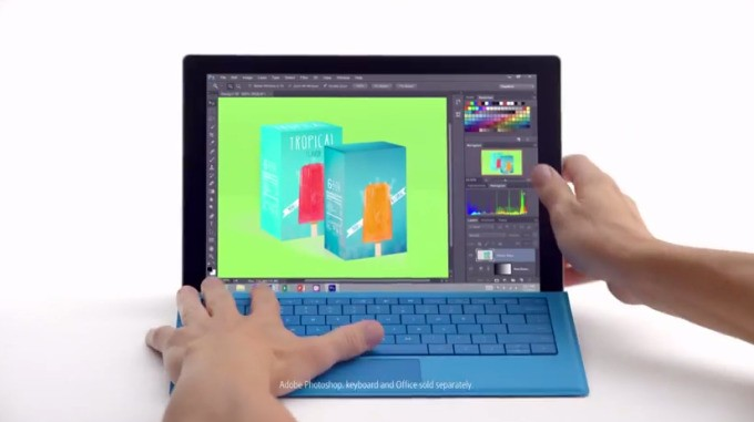 Microsoft Goes After The Ubiquitous MacBook To Boost Surface Brand Recognition