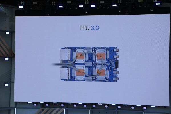 Google announces a new generation for its TPU machine learning hardware