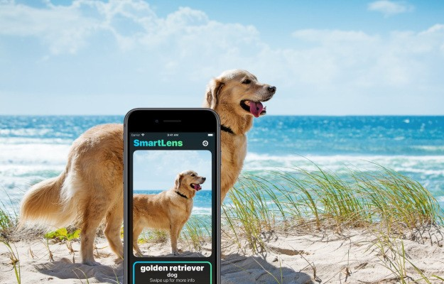 'SmartLens' app created by a high schooler is a step towards all-purpose visual search