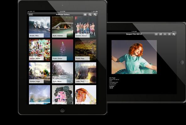 Art Galleries App ArtBinder Raises $3.17M In Round Led By Index Ventures
