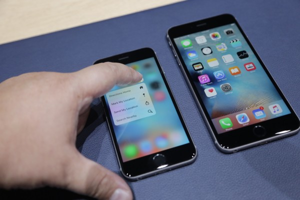 3D Touch Will Change The Way You Use Your iPhone