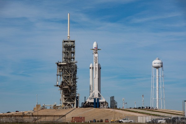 Five rockets are set to launch within 24 hours starting later today