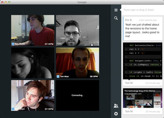 Sqwiggle Makes Working Remotely Less Lonely, More Awesome