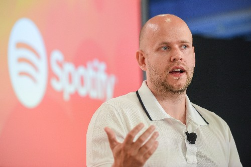 Spotify's CEO says company botched 'hateful conduct' policy roll out