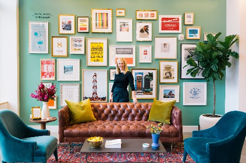 Custom framing startup Framebridge is opening two retail stores