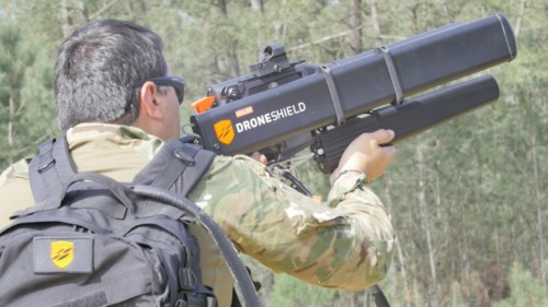 DroneShield is keeping hostile UAVs away from NASCAR events