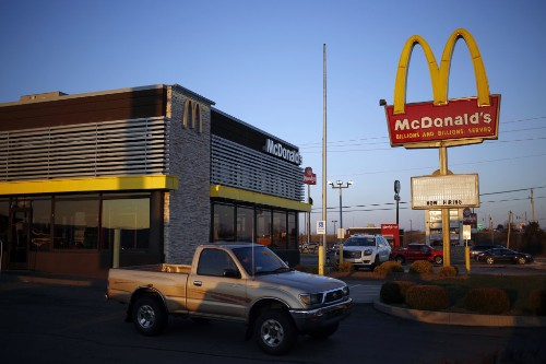 McDonald's is acquiring Dynamic Yield to create a more customized drive-thru