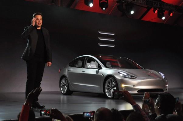 Tesla Model 3 preorders surge past the 150,000 mark