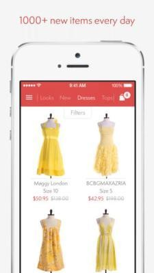 Secondhand Clothing Marketplace Twice Raises $18.5M From Andreessen Horowitz