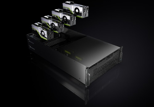 Nvidia announces its next-gen RTX pods with up to 1,280 GPUs