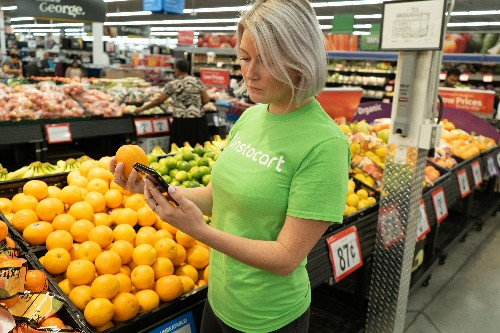 Walmart Canada rolls out nationwide grocery delivery through Instacart
