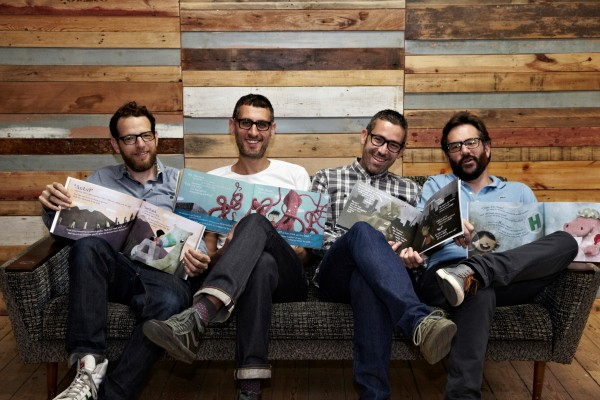 """Lost My Name, The Kids """"Full-Stack"""" Personalised Book Publisher, Raises $9M Led By Google Ventures"""