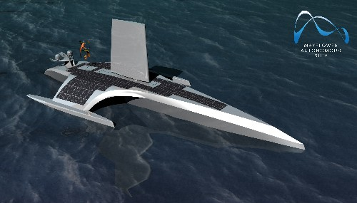 Autonomous 'Mayflower' research ship will use IBM AI tech to cross the Atlantic in 2020