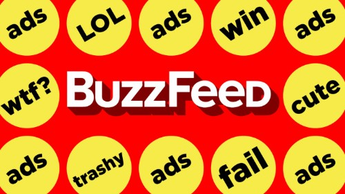 BuzzFeed's Future Depends On Convincing Us Ads Aren't Ads