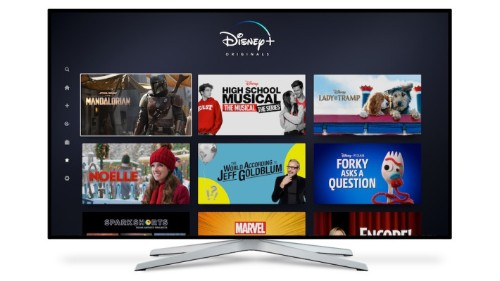Disney officially launches its streaming 'crown jewel,' Disney+ – TechCrunch