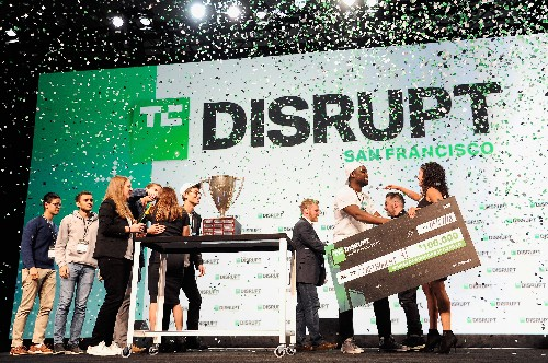 Apply now to compete in Startup Battlefield at Disrupt SF 2019