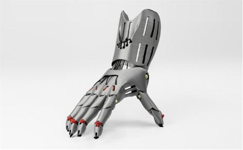 The future of 3D-printed prosthetics