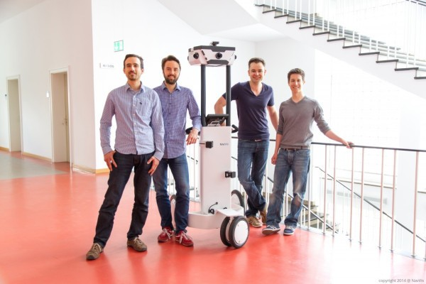 German 3D Indoor Mapping And Navigation Startup NavVis Locates €7.5M Funding