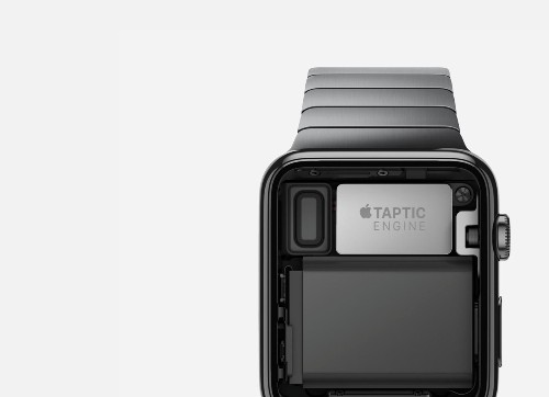 Taptic Component Bottleneck Blamed In Part For Apple Watch Supply Shortage