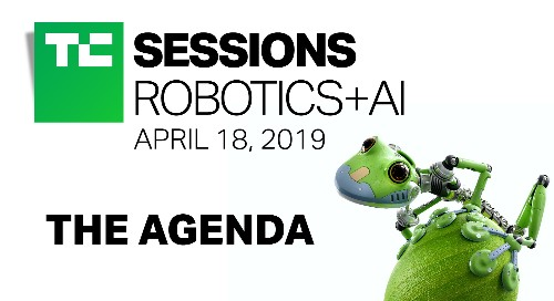 Announcing the Agenda for TC Sessions: Robotics + AI at UC Berkeley on April 18