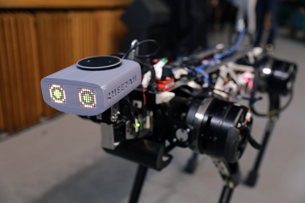 MIT's Cheetah 3 robot is built to save lives