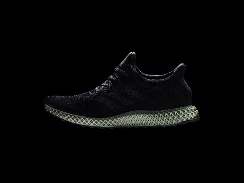 Adidas' latest 3D-printed shoe puts mass production within sight