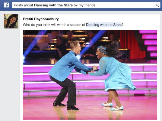 Facebook Starts Rollout Of Graph Search For Posts, Comments, Check-Ins To Reveal The Past And Present