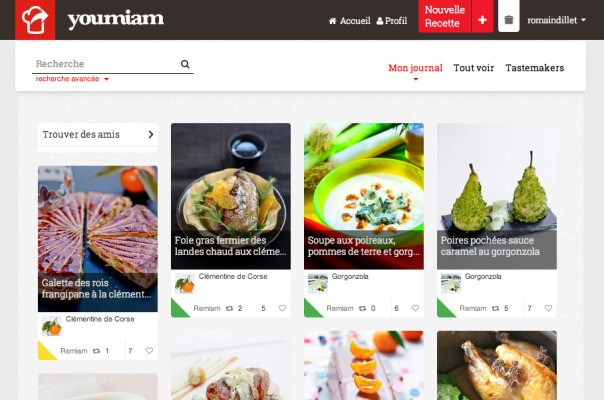 Youmiam Is A Soundcloud For Recipes Coming Out Of France