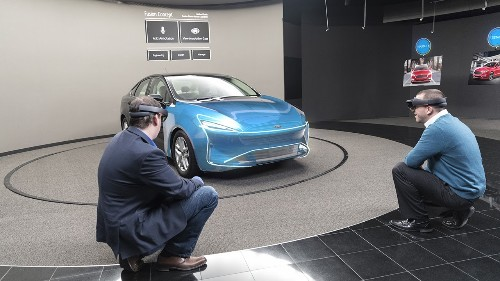Microsoft introduces some new enterprise apps for HoloLens