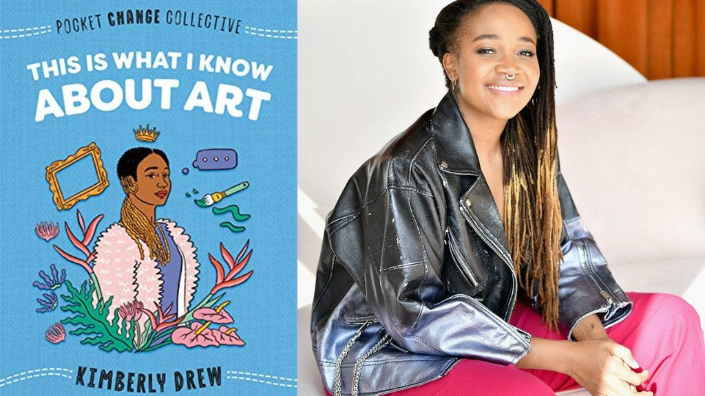 """Kimberly Drew's Book """"This Is What I Know About Art"""" Drops Educational Gems"""