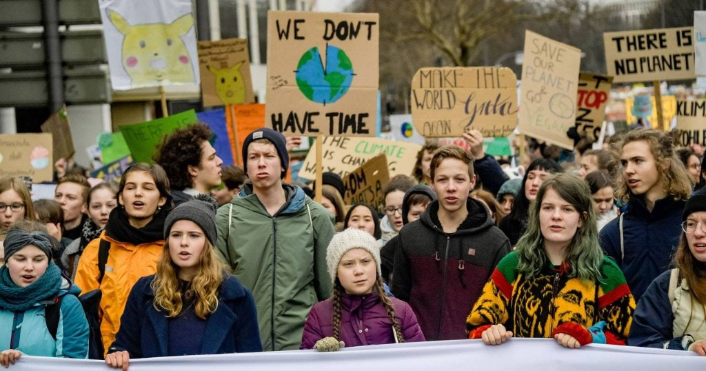 Climate Change News - cover