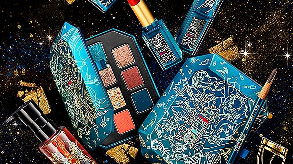 A Shu Uemura x One Piece Makeup Collection Is Coming Our Way