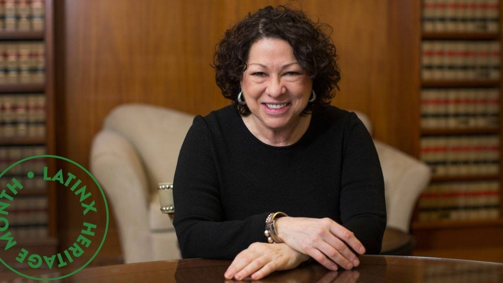 Sonia Sotomayor's Tenure as a Supreme Court Justice Makes Latinx Law Students Hopeful for the Future