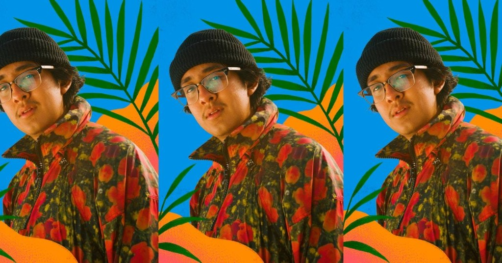 Cuco Opens Up About His Upcoming Album, Defying Genres, and Screaming About Hot Pizza