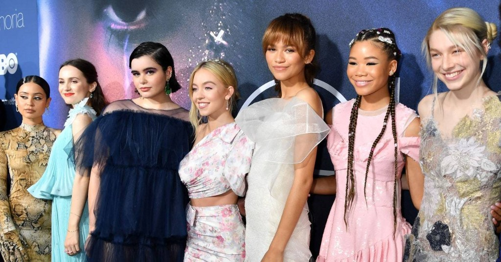 """Euphoria"" Cast Congratulated Zendaya on Her Emmy Win"