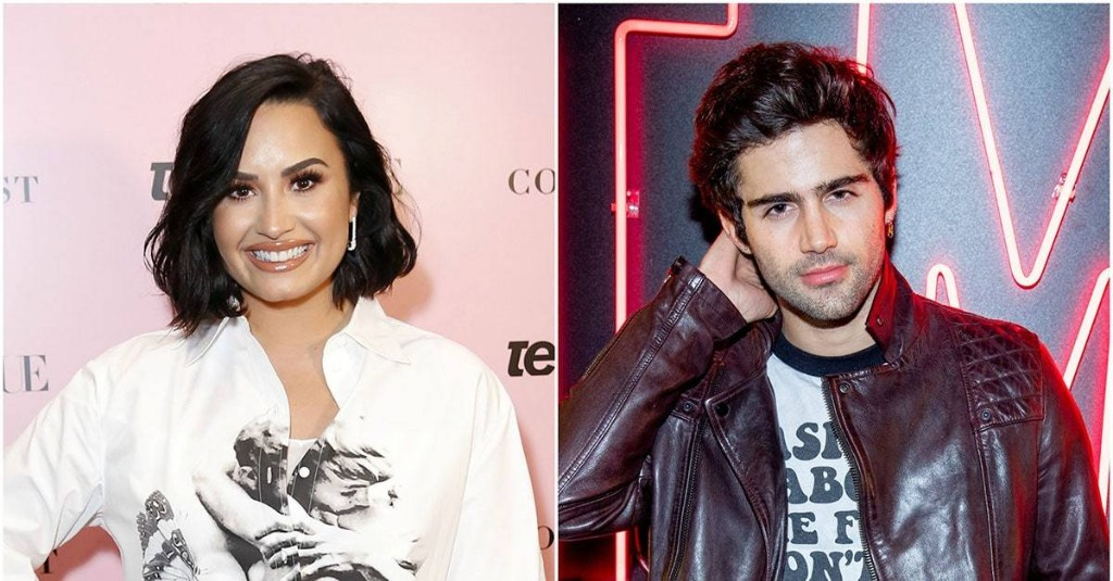 """Demi Lovato Shares Her """"Favorite"""" Picture With Max Ehrich"""