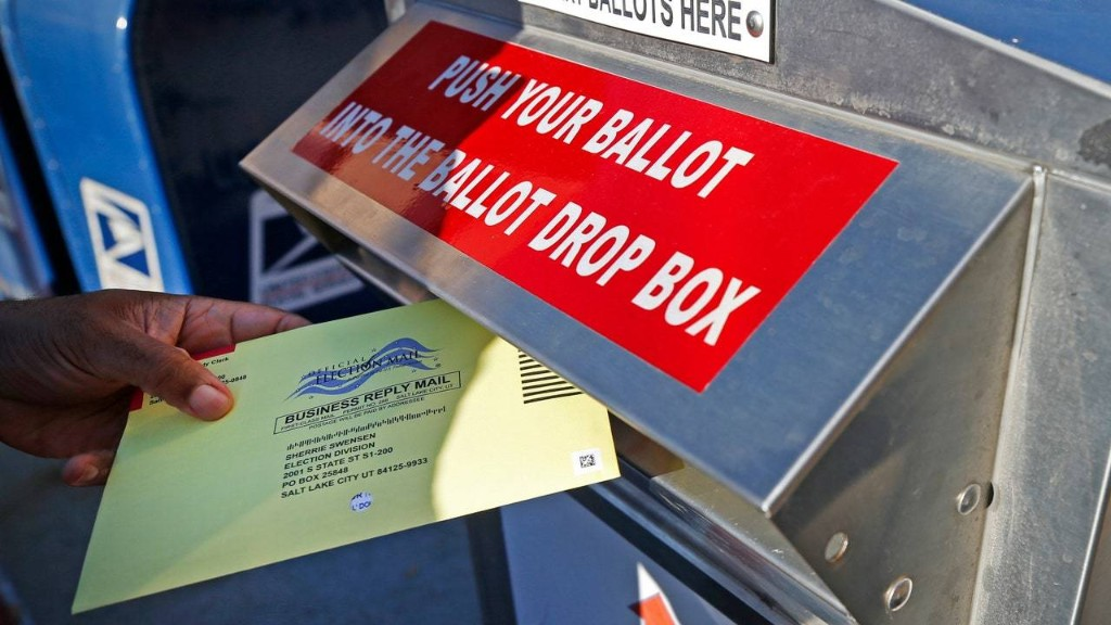 Mail-In Ballots Should Be Delivered In-Person This Close to Election, Experts Say
