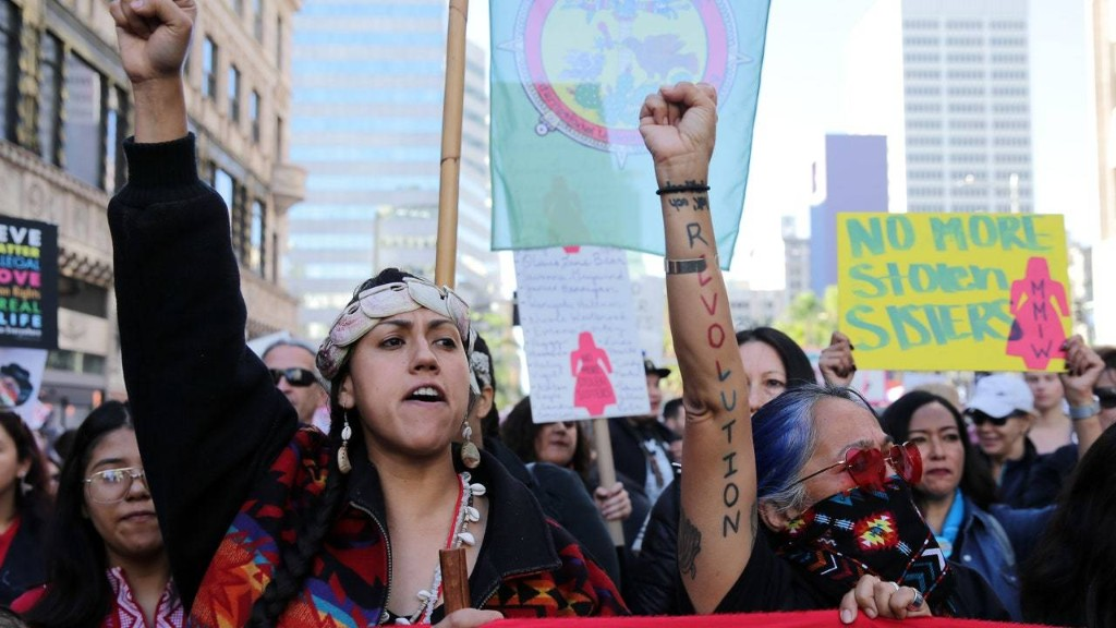 Congress Passes Savanna's Act to Address Missing and Murdered Indigenous Women Crisis