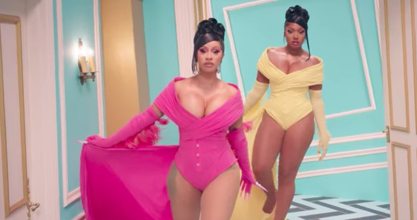 "Cardi B and Megan Thee Stallion's ""WAP"": 11 Best Fashion and Beauty Looks"
