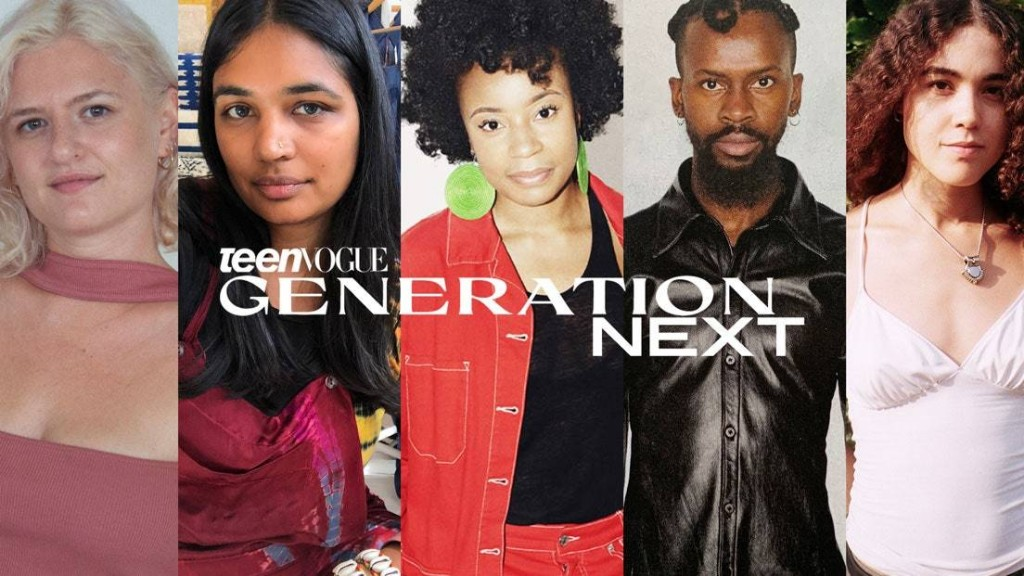 Teen Vogue's September Fashion Issue - cover