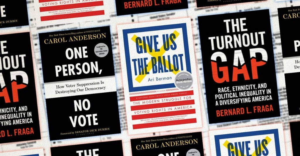 7 Books That'll Help You Understand America's Voting History