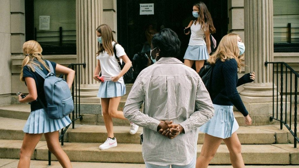Fear, Hope, and Zoom Fatigue: Back to School During COVID-19 - cover