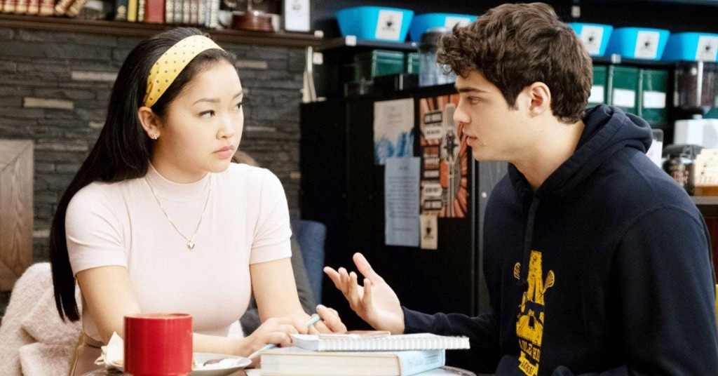 """To All The Boys 3"": Noah Centineo and Lana Condor Reunite for a Sequel Scene"
