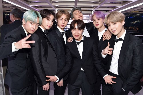 BTS ARMY Help Center Partners With Crisis Text Line for Mental Health Support