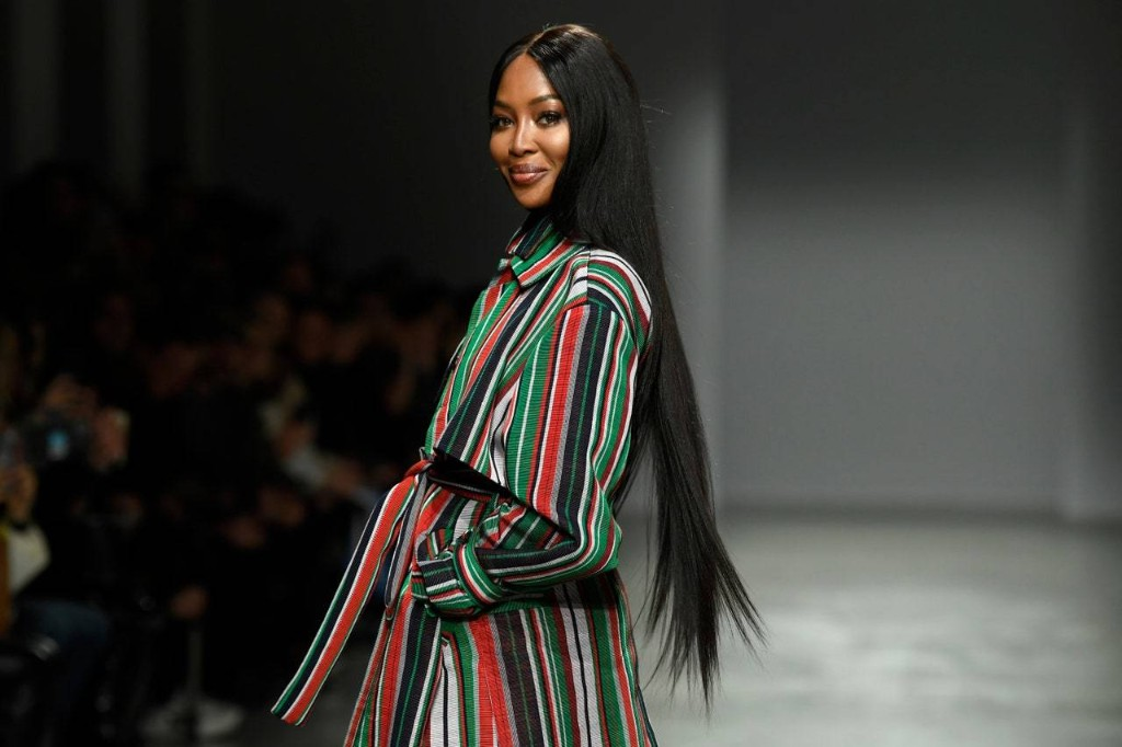 Naomi Campbell Is The First Face of Pat McGrath Labs